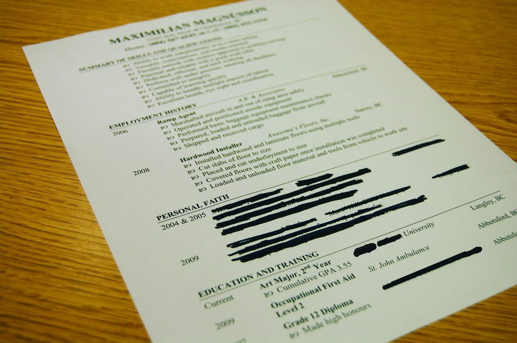 Simple Resume Tips That Will Help You Get Hired